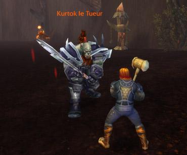 Pandaranol et son premier combat